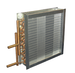 Refrigerant Condenser Coils for Storage, Process and Comfort Refrigeration