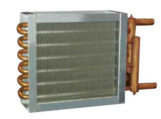 Hot Water Coils Multitherm Coils