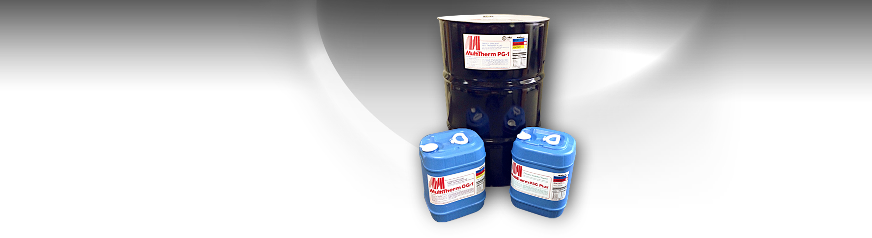 Visit Our Heat Transfer Fluids Website